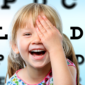 children's eye exam